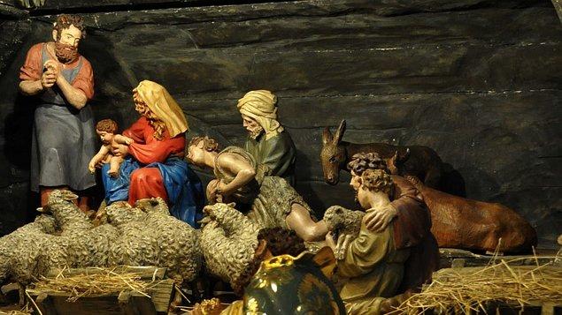 Historie Vánoc