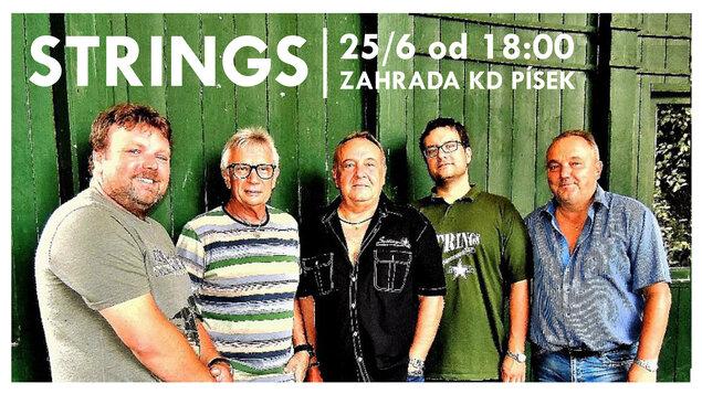 Strings ~ zahrada KD