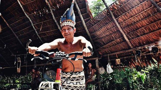 Na koloběžce po Jižní Americe