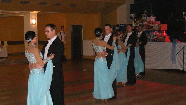 Reprezentačný ples MESTA TRSTENÁ