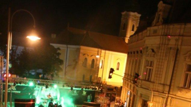 VII. Mega street dance párty