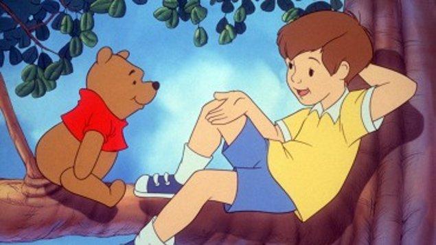 Mlsání s medvídkem Pú