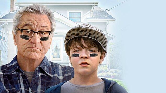 Ako dostať deda z domu