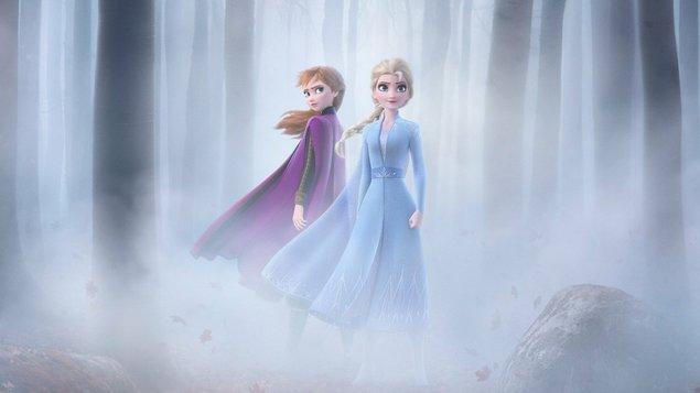 Ľadové kráľovstvo 2
