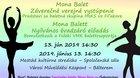 Mona Balett – nyilvános évadzáró előadás