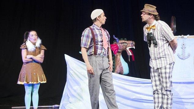 Divadlo Actores: Po dračích stopách