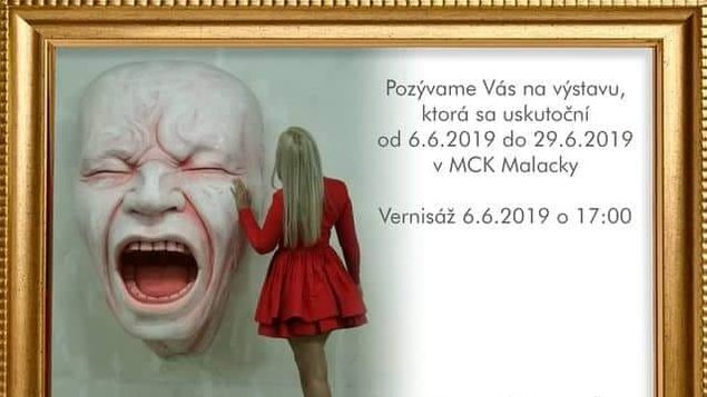 Alena Šikulová, Mário Chamraz, Albert Chamraz - vernisáž výstavy
