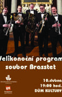 KPH-Velikonoční koncert souboru Brasstet