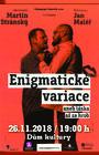 ENIGMATICKÉ VARIACE - divadelní předplatné A