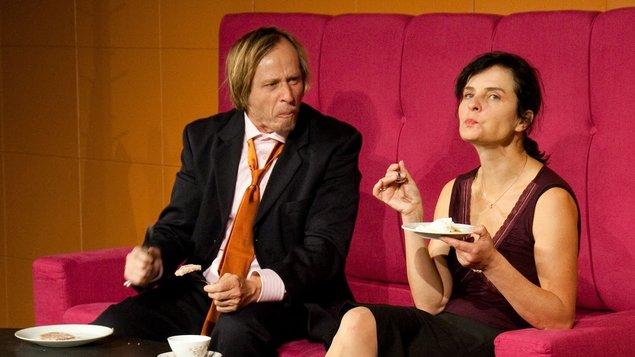 O láske - Karel Roden a Jana Krausová