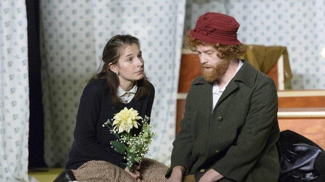 Nové divadlo Nitra: ANNA FRANKOVÁ - organizované predstavenie
