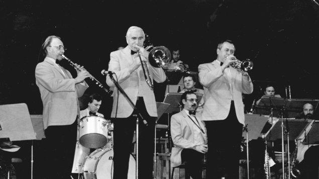 Vzpomínkový koncert k nedožitým 90. narozeninám Dominika Trávníčka
