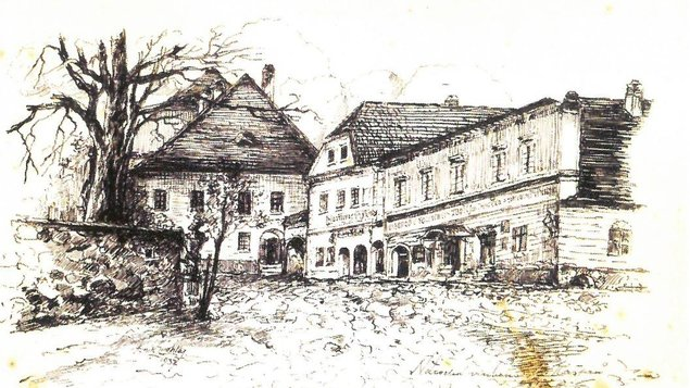 JENÍK ŠVEHLA - vernisáž výstavy v Městské knihovně