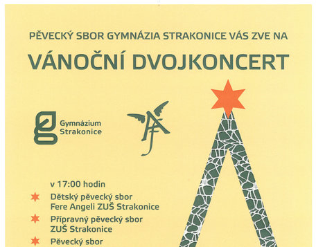 Vánoční koncert pěveckých sborů I.