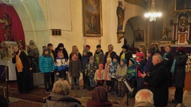 Zpěvandule - Adventní koncert