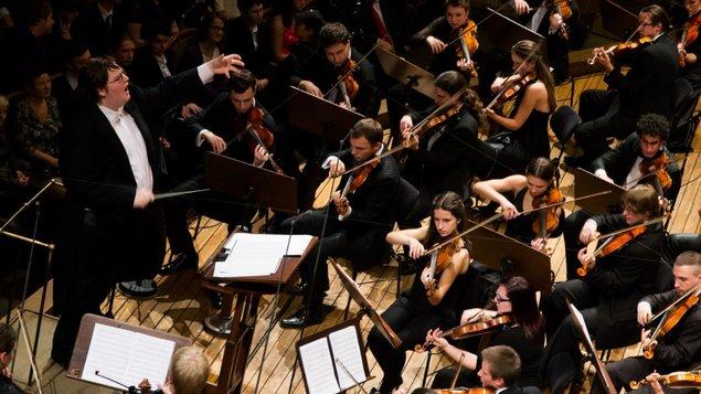 Pražský filmový orchester v Kine Úsmev