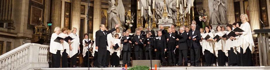 Veľkonočný koncert Speváckeho zboru mesta Bratislavy