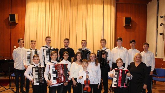 Vianočný koncert Cantileny a jej hostí