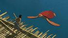 Červená korytnačka