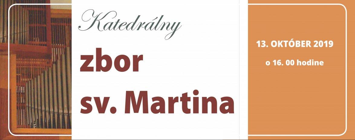 Katedrálny zbor sv. Martina