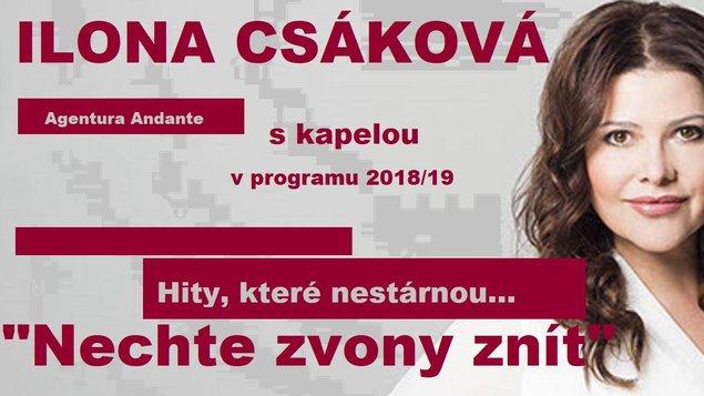 e502f5319 Ilona Csáková s kapelou – program a vstupenky online | TIC Jemnice