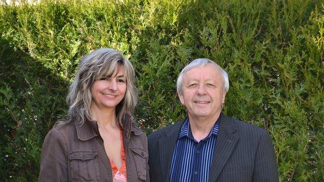 Duo Václav Žákovec a Anna Volínová