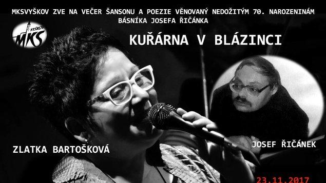 Zlatka Bartošková: Kuřárna v blázinci