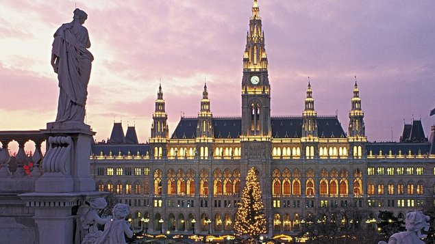 Vídeň 5. 12. 2020 * ZRUŠENO