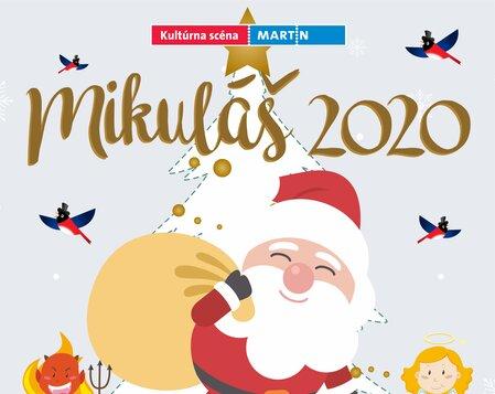 Mikuláš a vianočný príbeh