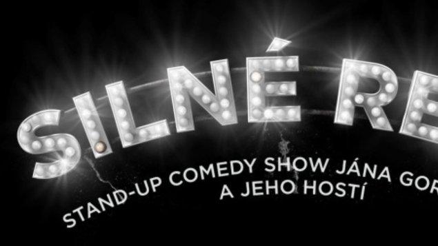 Silné reči (stand-up comedy)
