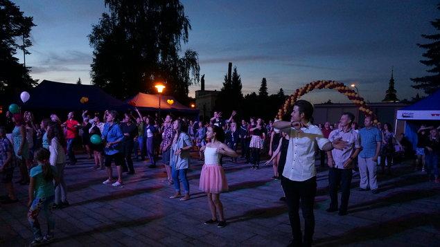 Letní Pelhřimovská tančírna