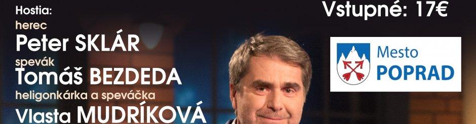 NESKORO VEČER talkshow Petra Marcina