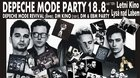 DEPECHE MODE PARTY 2017 (LETNÍ KINO)