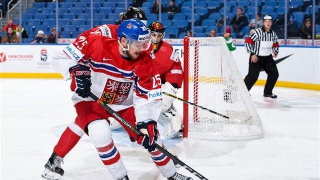 Mistrovství světa v ledním hokeji 2019: Norsko – ČR