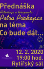 Přednáška astrologa Petra Prokopce