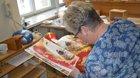 Míšeňská porcelánka a pamětihodnosti Drážďan