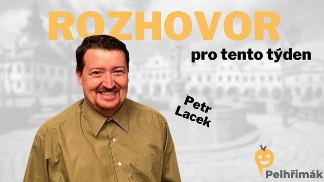 Rozhovor pro tento týden - host: Petr Lacek - nejen o taekwondu