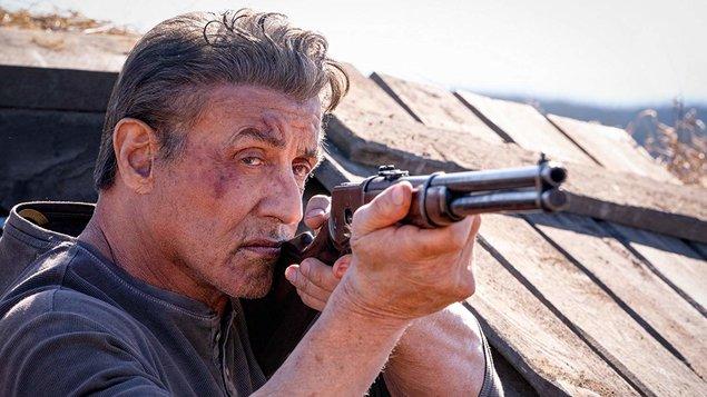 Rambo: Posledná krv