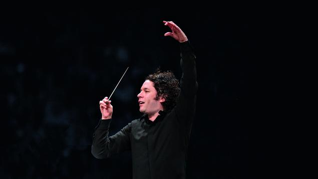 """""""Novosvětská"""" s Gustavo Dudamelem"""