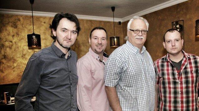 Poutníci - koncert Letní tóny Duchcova
