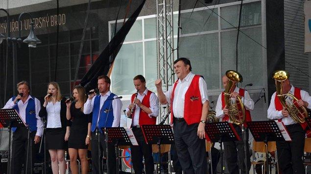 Brodská púť 2019<br> Koncert DH Valaška