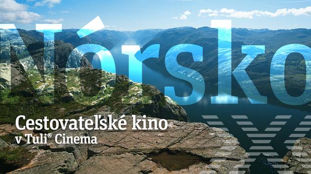 """Cestovateľské kino s CK VICTORY TRAVEL - """"NÓRSKO"""""""