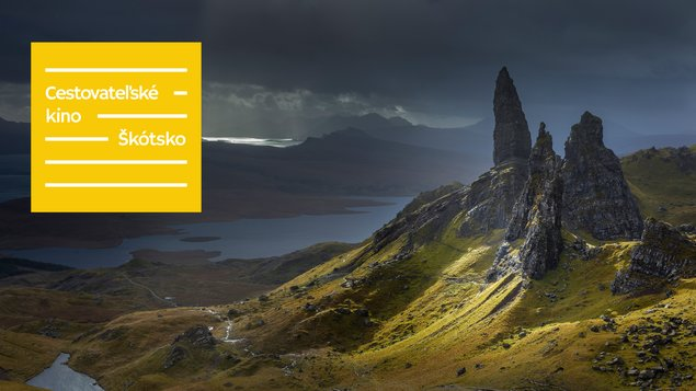 Cestovateľské kino: Škótsko
