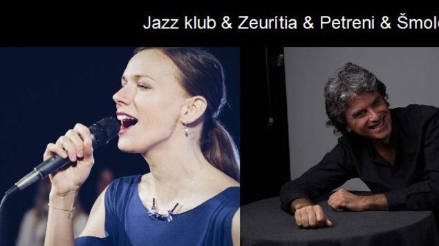Jazz klub & Zeurítia & Petreni & Šmoldas (CZ/IT)