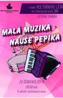 Koncert Malá muzika Nauše Pepíka