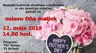 Oslava Dňa matiek 2019