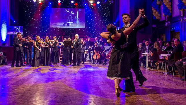 XIX. reprezentační ples města Písku