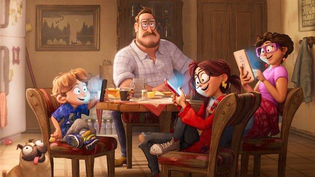 Rodina na baterky