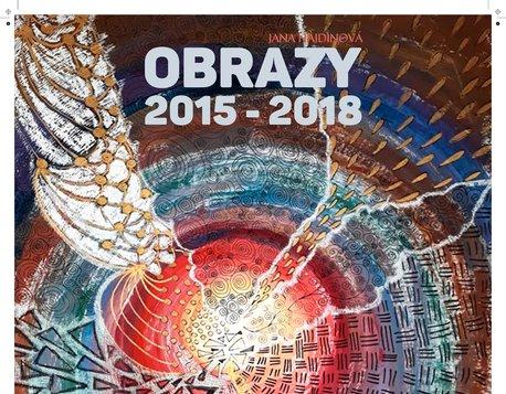 Obrazy 2015 - 2018