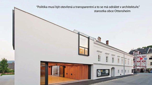 ARCHITEKTURA na malém městě - přednáška